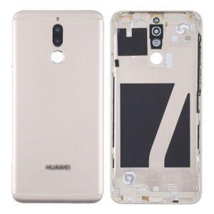 Huawei Mate 10 Lite Kasa Arka Pil Kapağı Gold