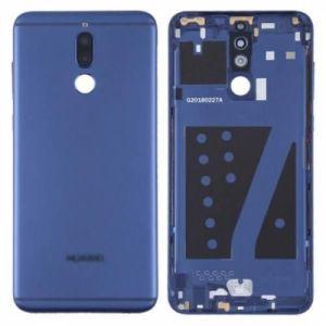 Huawei Mate 10 Lite Kasa Arka Pil Kapağı Mavi