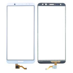 Huawei Mate 10 Lite Ocalı Dokunmatik Cam Beyaz