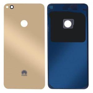 Huawei P9 Lite 2017 (PRA-LX1) Pil Kapağı-Gold