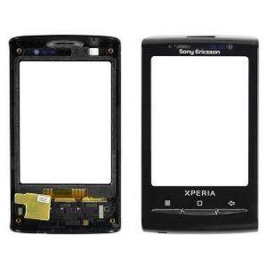 Sony Ericsson X10 Mini Dokunmatik-Siyah