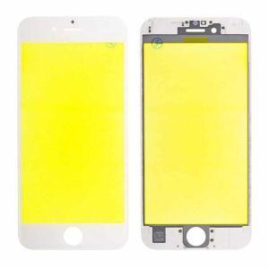 Apple İphone 6S Ocalı Çıtalı Cam Beyaz