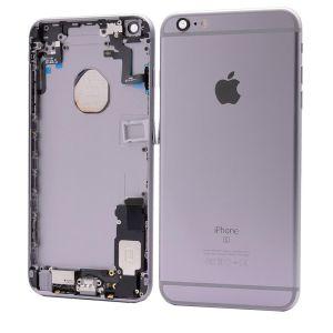 Apple İphone 6S Plus Dolu Kasa Siyah