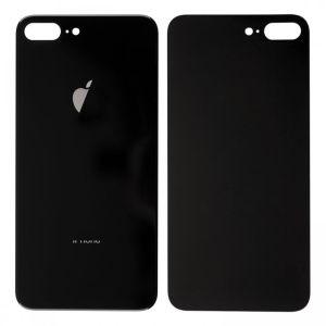 Apple İphone 8 Plus Arka Pil Kapağı Siyah