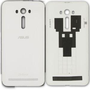 Asus Zenfone 2 (ZE550KL) Laser Arka Pil Kapağı-Beyaz