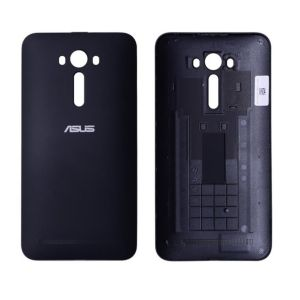 Asus Zenfone 2 (ZE550KL) Laser Arka Pil Kapağı-Siyah