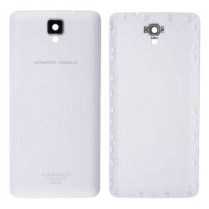 General Mobile Discovery (E3) 2 Arka Pil Kapağı-Beyaz