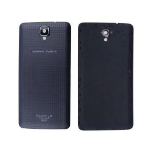 General Mobile Discovery (E3) 2 Arka Pil Kapağı-Siyah