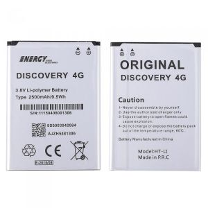 General Mobile Discovery (E3) 4G Çelik Batarya