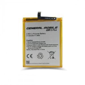 General Mobile Discovery Gm5 Plus Çin Orjinali Batarya
