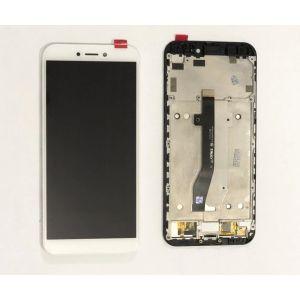 General Mobile Discovery Gm8 Go / GM6 DS Çıtalı Ekran Dokunmatik Beyaz