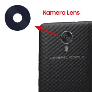 General Mobile Gm5 Plus Kamera camı