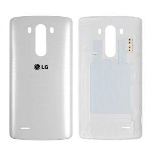 Lg (D723) G3 Mini Arka Pil Kapağı Beyaz