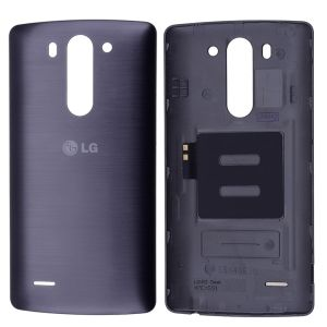 Lg (D723) G3 Mini Arka Pil Kapağı Siyah