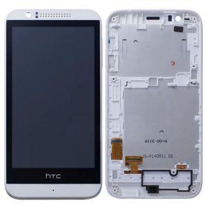 Htc Desire 510 Çıtalı ekran+Dokunmatik-Beyaz