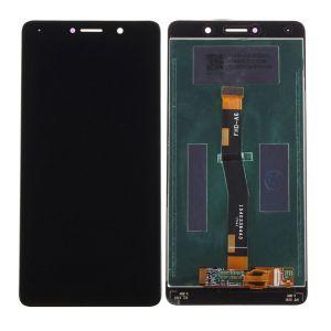 Huawei Gr5 2017 Ekran+Dokunmatik Çıtasız-Siyah