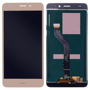 Huawei (Nmo-L31) Gt3 Ekran+Dokunmatik Çıtasız-Gold