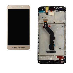 Huawei (Nmo-L31) Gt3 Ekran Dokunmatik Çıtalı Gold