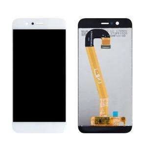Huawei Nova 2 Ekran+Dokunmatik Çıtasız-Beyaz