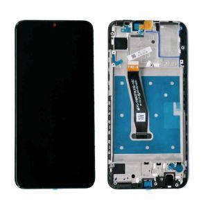 Huawei P smart 2019 (POT-LX1) Çıtalı Ekran+Dokunmatik-Siyah