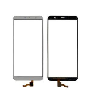 Huawei P smart 2018 (FIG-LX1) Ocalı Dokunmatik Cam Beyaz