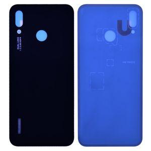 Huawei P20 Lite (ANE-LX1) Arka Pil Kapağı-Siyah