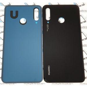 Huawei P30 Lite (MAR-LX1A) Arka Pil Kapağı Siyah
