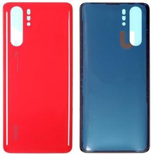 Huawei P30 Pro Arka Pil Kapağı Kırmızı