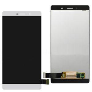 Huawei P8 Max (DAV-701L) Çıtasız Ekran+Dokunmatik-Silver (Gri)