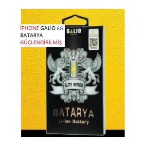 Apple İphone 6 Güçlendirilmiş Galio Batarya