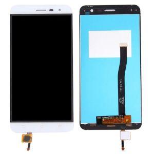 Asus Zenfone 3 (ZE552KL) Ekran+Dokunmatik Çıtasız-Beyaz