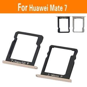 Huawei Ascend Mate 7 Sim Ve Sd Kart Tepsisi Silver (Gri)