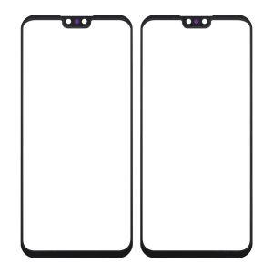 Huawei Y9 2019 Ocalı Cam-Siyah