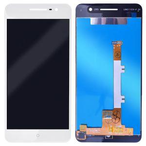 Kaan A1 Çıtasız Ekran+Dokunmatik-Beyaz
