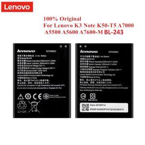 Lenovo A7000-K3 Note (BL-243) Çin Orjinali Batarya