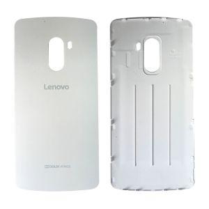 Lenovo K4 Note (A7010) Arka Pil Kapağı-Beyaz