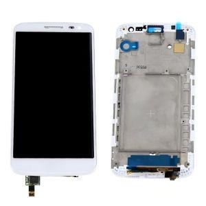 Lg (D610) G2 Mini Ekran Dokunmatik Beyaz