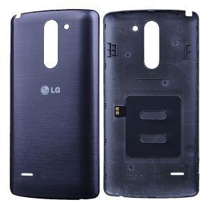 Lg (D690) G3 Stylus Arka Pil Kapağı Siyah