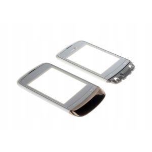 Nokia C2-02 Dokunmatik Çıtalı Beyaz
