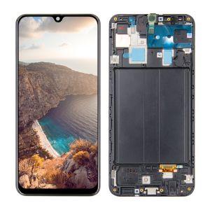 Samsung Galaxy (A305) A30 Servis Çıtalı Ekran+Dokunmatik
