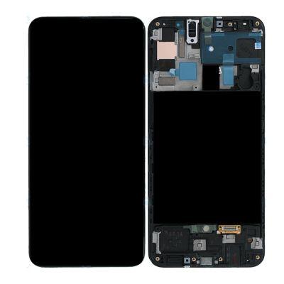 Samsung Galaxy (A505) A50 Çıtalı Servis Ekran+Dokunmatik