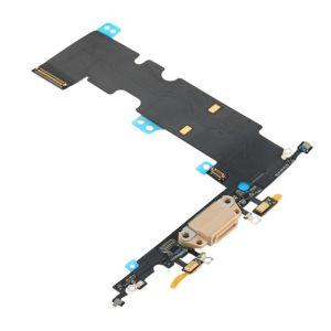 Apple İphone 8 Plus Şarj Ve Mikrofon Bordu Beyaz