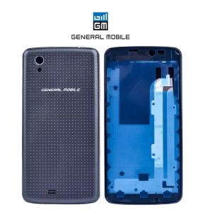 General Mobile Discovery (E3) 2 Mini Kasa+Kapak-Siyah