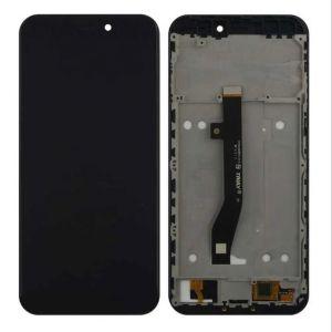 General Mobile Discovery Gm8 Go / GM6 DS Çıtalı Ekran Dokunmatik Siyah