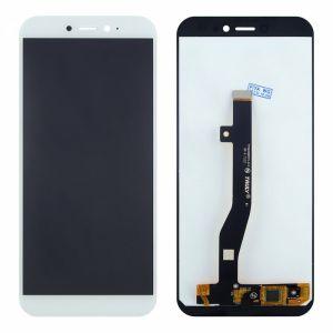 General Mobile Discovery Gm8 Go GM6 DS Çıtasız Ekran Dokunmatik Beyaz