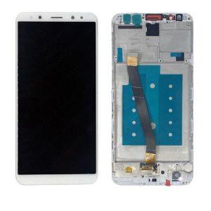 Huawei Mate 10 Lite Ekran+Dokunmatik Çıtalı-Beyaz