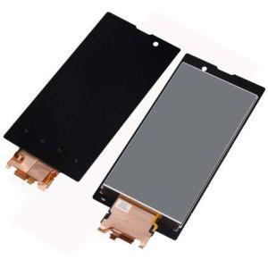 Sony Xperia İon (LT28) Ekran+Dokunmatik-Siyah