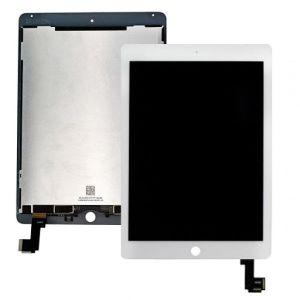 Apple İpad Air 2 (A1566-A1567) Ekran Dokunmatik Beyaz