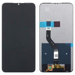 Meizu Note 9 Ekran Dokunmatik Çıtasız Siyah