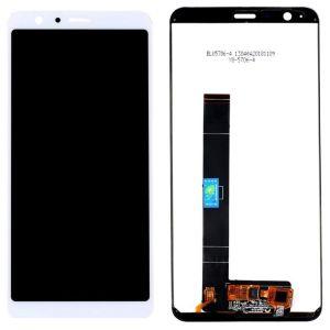 Kaan N2 Ekran+Dokunmatik Çıtasız-Beyaz
